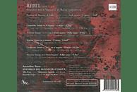 Beyer Amandine, Assemblee Des Honnestes Curieux - Violinsonaten/Tombeau De Monsieur De Lully [CD]