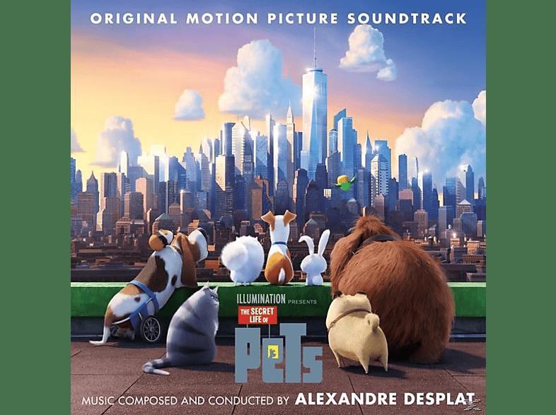Alexandre Desplat - Secret Life Of Pets [CD]