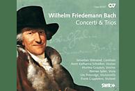 VARIOUS, Schreiber/Graulich/Saller/Petersilge - Concerti & Trios [CD]