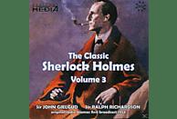 Gielgud, Sir John / Richardson, Sir Ralph - The Classic Sherlock Holmes Vol.2 (engl.) - (SACD)
