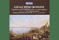 ORC.FIL.CITTA DI ADRIA, Baccini,Alessandro/Fabbri,Giorgio/Orch.Fil.Citta - Musik für Oboe und Englischhorn um 1800 [CD]