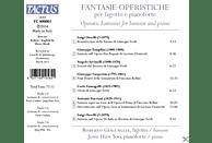 Giaccaglia,Roberto/Yoo,Jung Hun - Opernfantasie für Fagott und Klavier [CD]