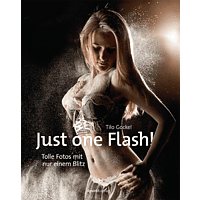 D-PUNKT VERLAG Just one Flash! Kamerabuch
