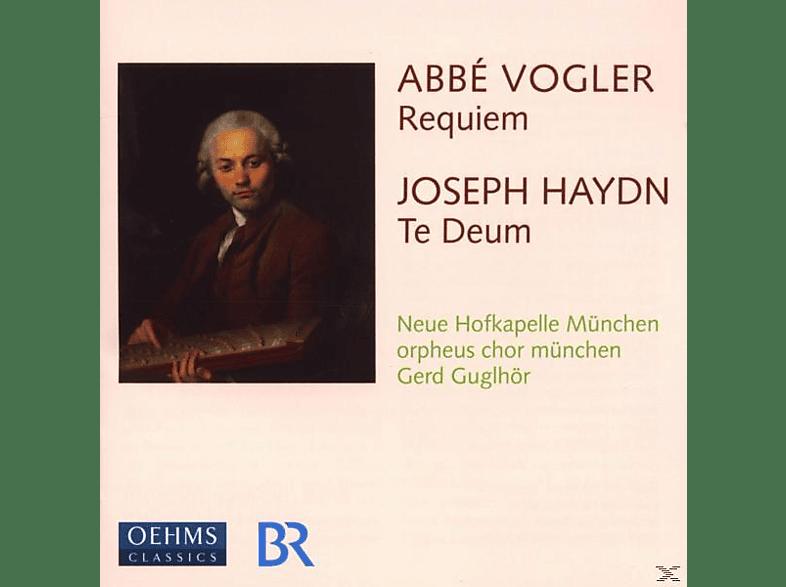 GUGLHÖR,GERD,, Neue Hofkapelle München, Orpheus-chor - Requiem/Te Deum [CD]