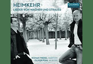 Trekel/Pohl - Heimkehr-Ausgewählte Lieder  - (CD)