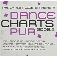 VARIOUS - Dance Charts Pur 2008.2 - [CD]