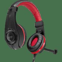 SPEEDLINK Legatos Gaming Headset Schwarz/Rot
