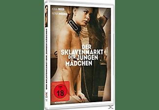 Die Sklavenschule der jungen Mädchen DVD