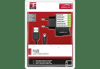 SPEEDLINK Fuze Ladegerät, USB-Ladegerät, Schwarz