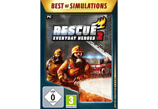 RESCUE 2: Everyday Heroes (Best of Simulations) - PC