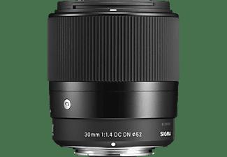 Objetivo - Sigma SIAQ103, 30 mm F1.4 DC DN, Sony E