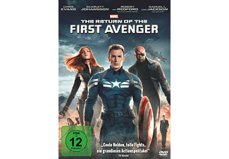 The Return of the First Avenger [DVD]