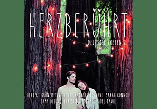 VARIOUS - Herzberührt-Deutsche Poeten 2  - (CD)