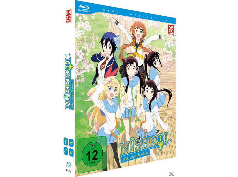 Nisekoi: Season 2 - Vol. 1 [Blu-ray]