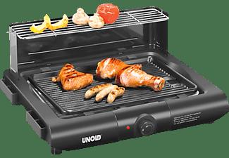 UNOLD 58565 Vario Elektrogrill, Schwarz (1600 Watt)