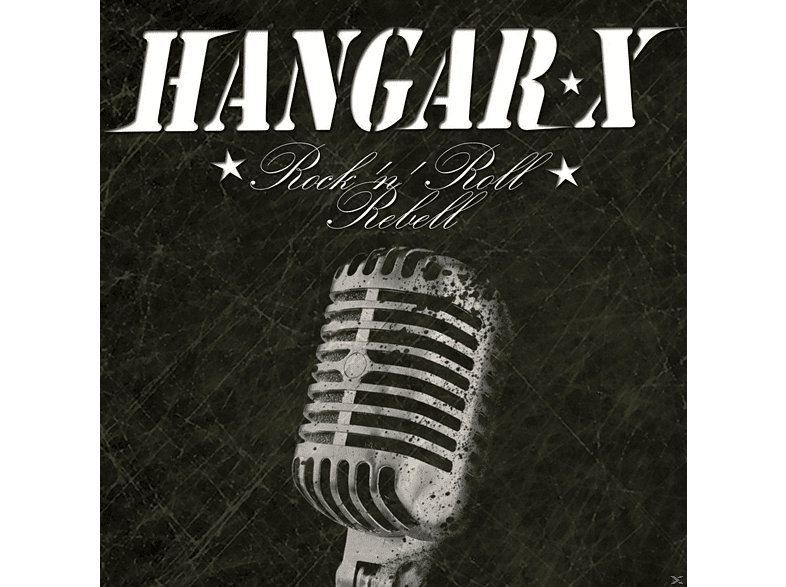 Hangar X - Rocknroll Rebell (Re-Release) [CD]