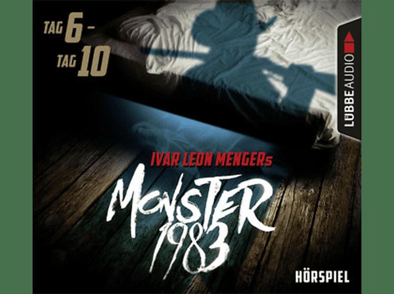 Monster 1983: Tag 6-Tag 10 - (CD)