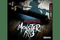 Monster 1983: Tag 1-Tag 5 - (CD)