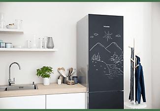 MIELE KFN 29233 D BB Kühlgefrierkombination (A+++, 174 kWh/Jahr, 2010 mm hoch, Blackboard Edition)