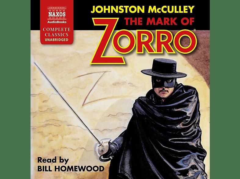 THE MARK OF ZORRO - (CD)
