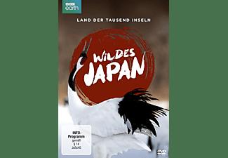 Wildes Japan - Land der tausend Inseln DVD
