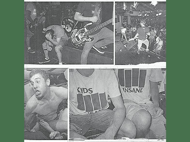 Kids Insane - ALL OVER [Vinyl]
