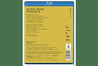 Christian Gerhaher, Gun-Brit Barkmin, Cheyne Davidson - Wozzeck [Blu-ray]