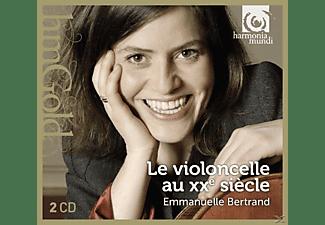 Emmanuelle Bertrand - 20th Century Music For Solo Cello  - (CD)