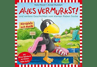 Rabe Socke (Gespr.Von Jan Delay) - Alles Vermurkst!  - (CD)