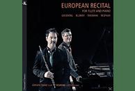 Franz,J./Lucius,H. - European Recital for Flute and Piano [CD]