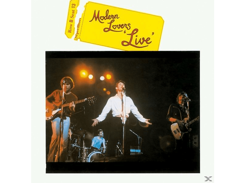 The Modern Lovers - Live [Vinyl]