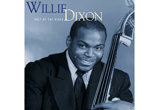Willie (Dee) Dixon - Poet Of The Blues - (Vinyl)