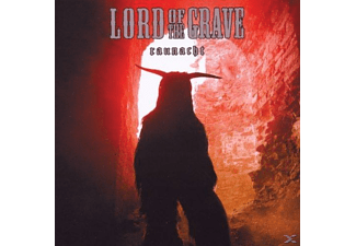 Lord Of The Grave - Raunacht - (CD)