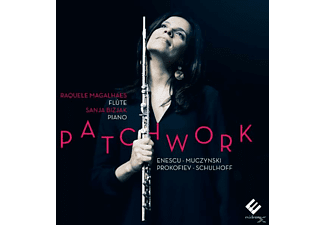 Magalhaes,Raquele/Bizjak,Sanja - Patchwork  - (CD)
