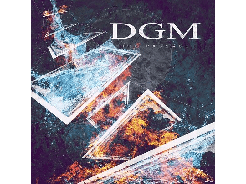 DGM - The Passage (Ltd.Gatefold/Black Vinyl/180 Gra [Vinyl]