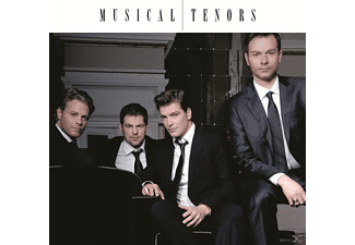 Ammann/Müller/Seibert/Stanke - Musical Tenors  - (CD)