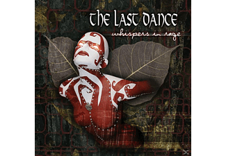 The Last Dance - Whispers In Rage  - (CD)