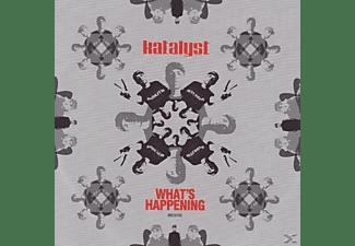 Katalyst - WHAT'S HAPPENING  - (CD)