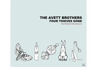 The Avett Brothers - Four Thieves Gone: The Robbinsville Sessions  - (CD)
