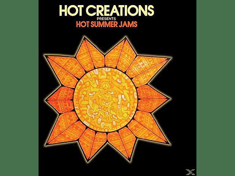 VARIOUS - Hot Summer Jams [CD]