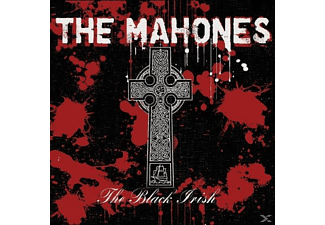 The Mahones - Black Irish  - (CD)
