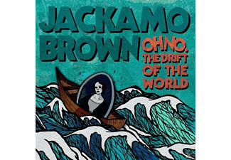 Jackamo Brown - OH NO THE DRIFT OF THE WORLD  - (CD)