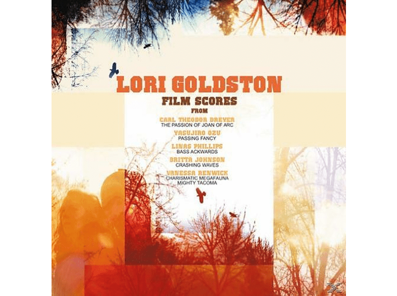Lori Goldston - FILM SCORES [Vinyl]