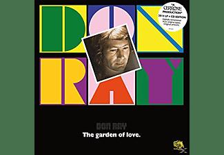 Don Ray - The Garden Of Love (LP+CD)  - (Vinyl)