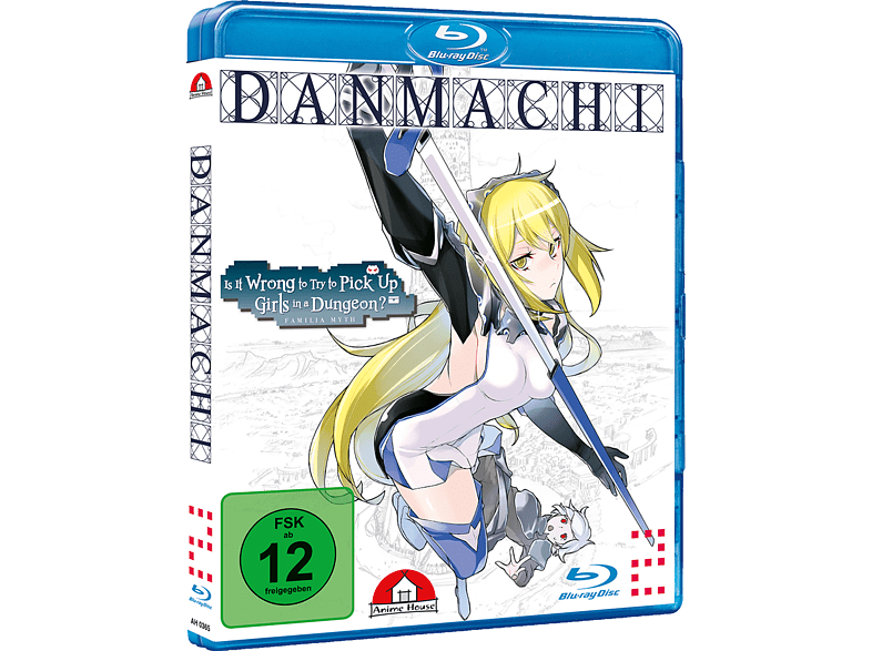 Danmachi - Vol. 2 [Blu-ray]
