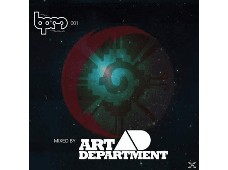 VARIOUS - BPM001 Mixed by Art Department [CD]