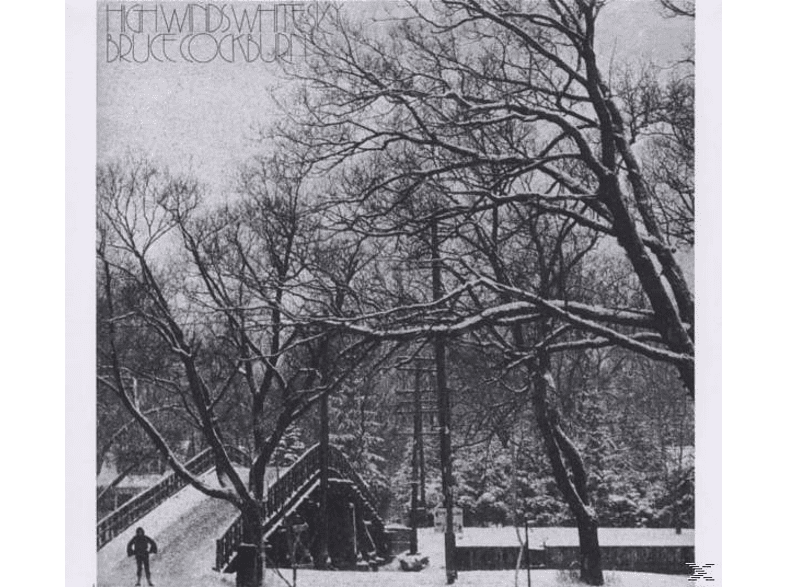 Bruce Cockburn - High Winds White Sky [CD]