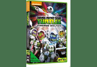 Teenage Mutant Ninja Turtles: Fremde Welten - Season 4 Vol. 1 DVD