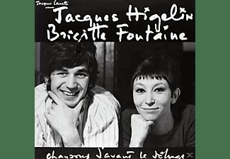Brigitte Fontaine, Jacques Higelin - Chansons DÆavant Le Deluge  - (Vinyl)