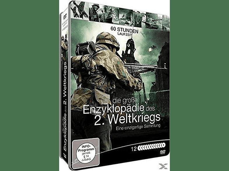 Die große Enzyklopädie des 2. Weltkriegs [DVD]
